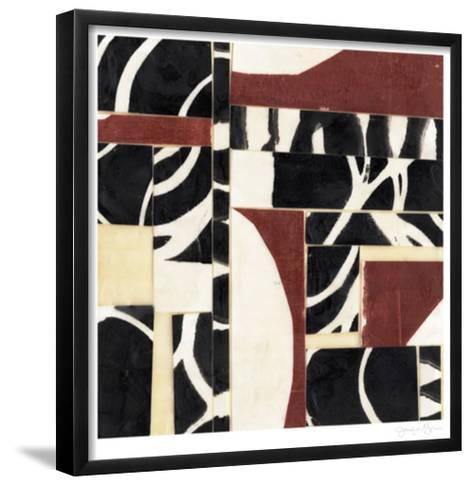 Pieces & Parts I-Jennifer Goldberger-Framed Art Print