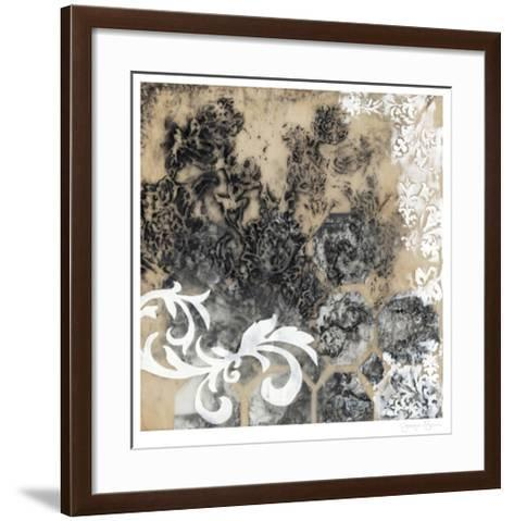 Infused Lace II-Jennifer Goldberger-Framed Art Print