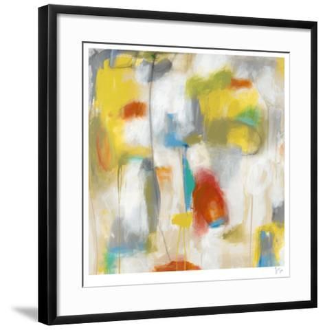 Direction II-Sisa Jasper-Framed Art Print