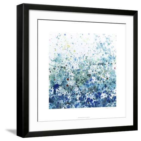 Speckled Sea II-Megan Meagher-Framed Art Print