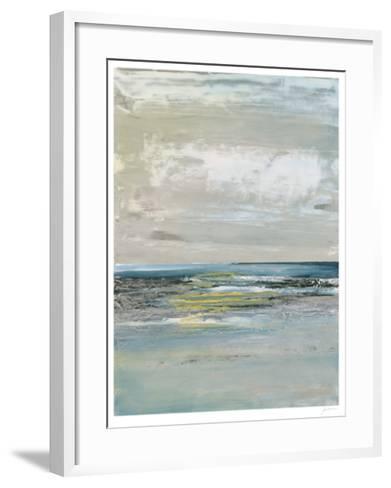 I am Peace I-Ferdos Maleki-Framed Art Print