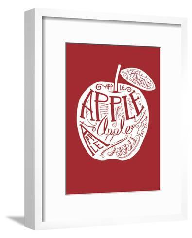 Apple-Monorail Studio-Framed Art Print