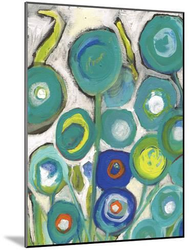 Flora Discs A1-Smith Haynes-Mounted Art Print