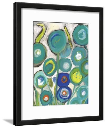 Flora Discs A1-Smith Haynes-Framed Art Print