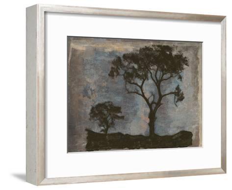 Tree Horizon II-Taylor Greene-Framed Art Print