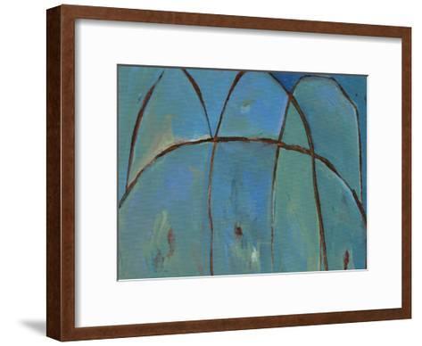It's Turquoise-Smith Haynes-Framed Art Print
