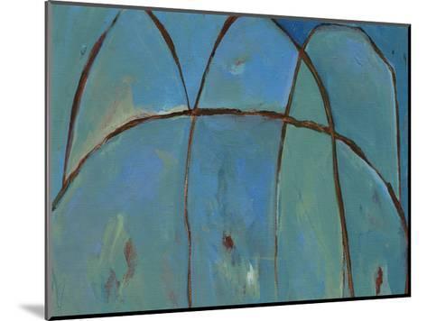 It's Turquoise-Smith Haynes-Mounted Art Print