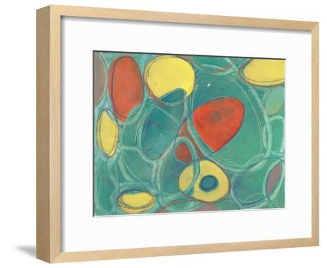Sea Foam Botany-Smith Haynes-Framed Art Print