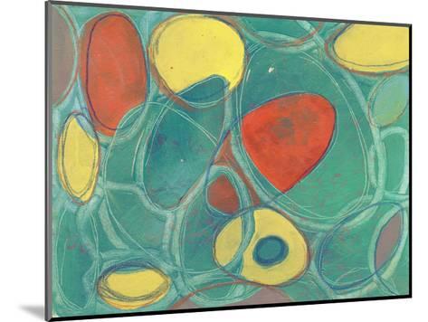 Sea Foam Botany-Smith Haynes-Mounted Art Print