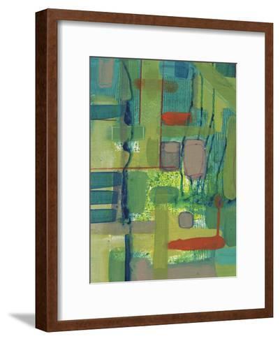 Botany Green 1-Smith Haynes-Framed Art Print