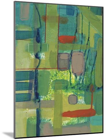 Botany Green 1-Smith Haynes-Mounted Art Print