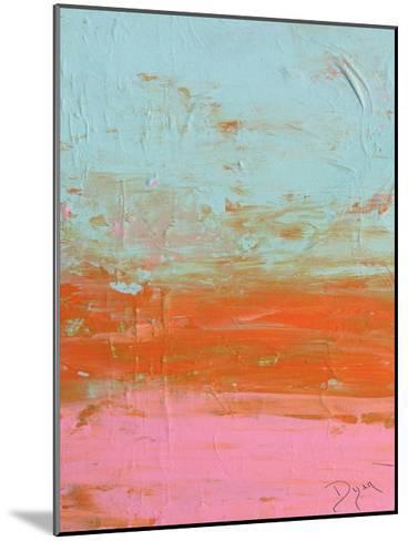 Beach Daze I-Beverly Dyer-Mounted Art Print