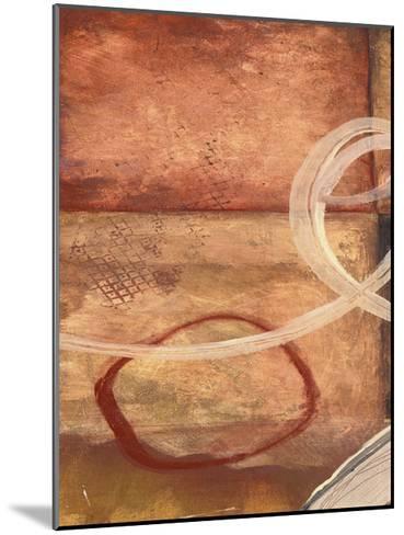 Raw Leather 2-Smith Haynes-Mounted Art Print