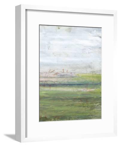Coastal Horizons B-Smith Haynes-Framed Art Print