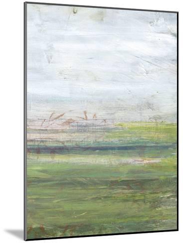 Coastal Horizons B-Smith Haynes-Mounted Art Print