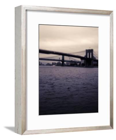 Double Rainbow-Tracey Telik-Framed Art Print