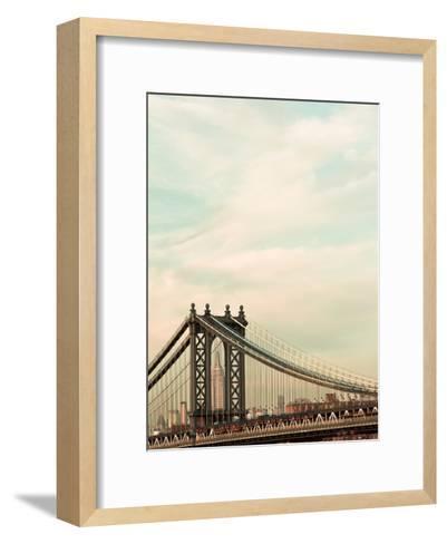 Manhattan Color-Tracey Telik-Framed Art Print