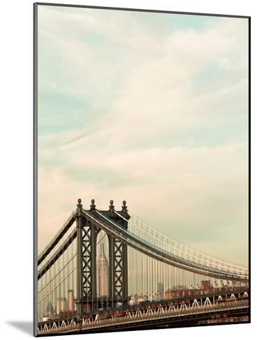 Manhattan Color-Tracey Telik-Mounted Art Print