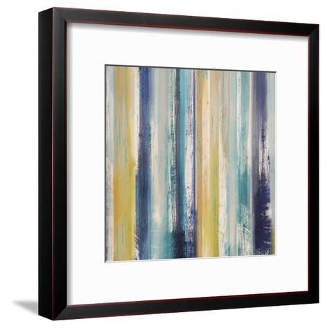 Line Work I-Cynthia Alvarez-Framed Art Print