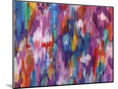Purple Barrage-Smith Haynes-Mounted Art Print