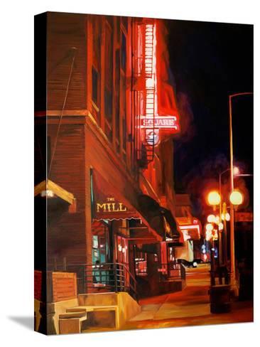 Night Vision-Katrina Swanson-Stretched Canvas Print