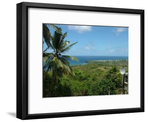 Grenada 15-Sheldon Lewis-Framed Art Print