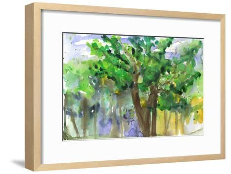 Early August-Beverly Dyer-Framed Art Print