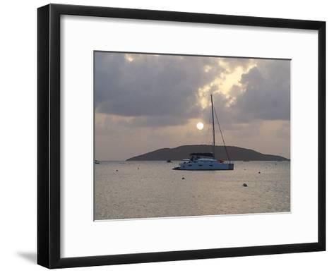 Grenada 32-Sheldon Lewis-Framed Art Print