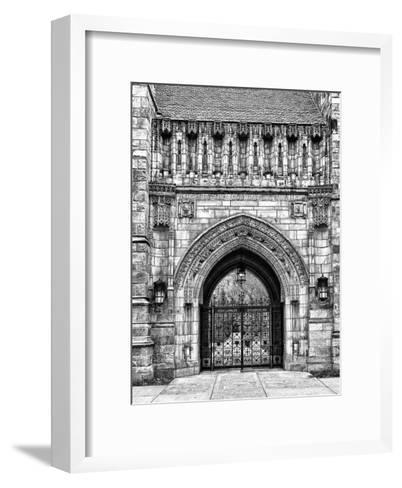 Arched Entry 5-Sandro De Carvalho-Framed Art Print