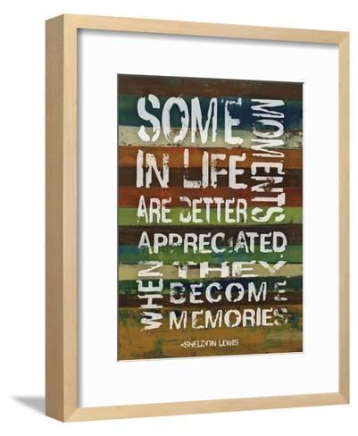 Memories-Smith Haynes-Framed Art Print
