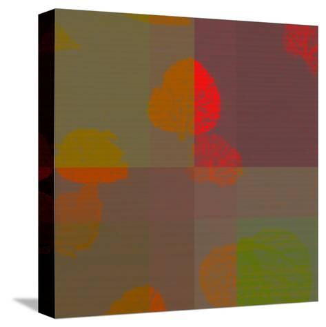 Placid-Tony Pazan-Stretched Canvas Print