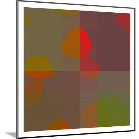 Placid-Tony Pazan-Mounted Art Print