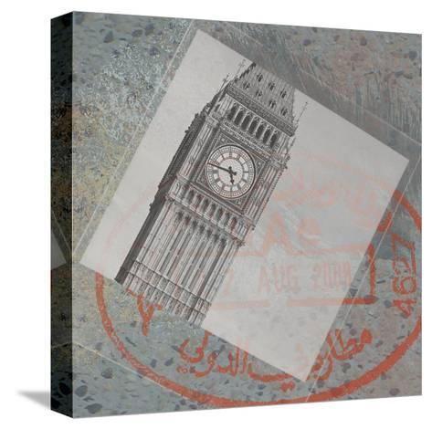9 Boxes Travel-Lauren Gibbons-Stretched Canvas Print