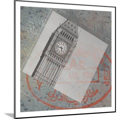9 Boxes Travel-Lauren Gibbons-Mounted Art Print