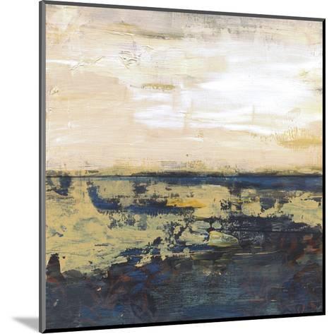 Lake Horizons 3-Smith Haynes-Mounted Art Print