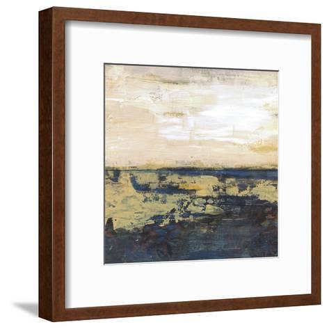 Lake Horizons 3-Smith Haynes-Framed Art Print