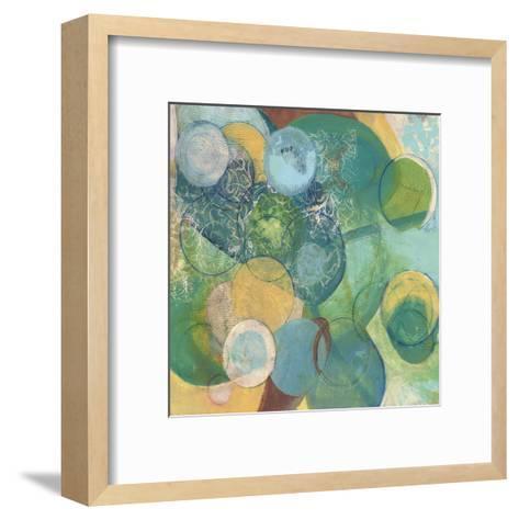 Disc Array 4-Smith Haynes-Framed Art Print