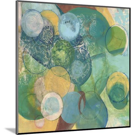 Disc Array 4-Smith Haynes-Mounted Art Print