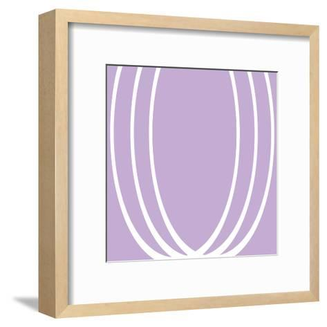 Spa Pattern IV-OnRei-Framed Art Print