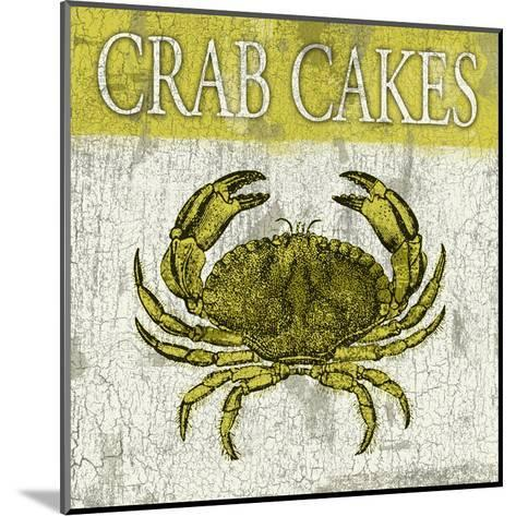 Crab Cakes-Jace Grey-Mounted Art Print