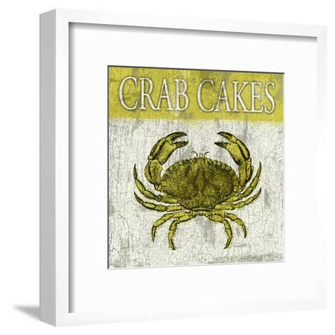 Crab Cakes-Jace Grey-Framed Art Print