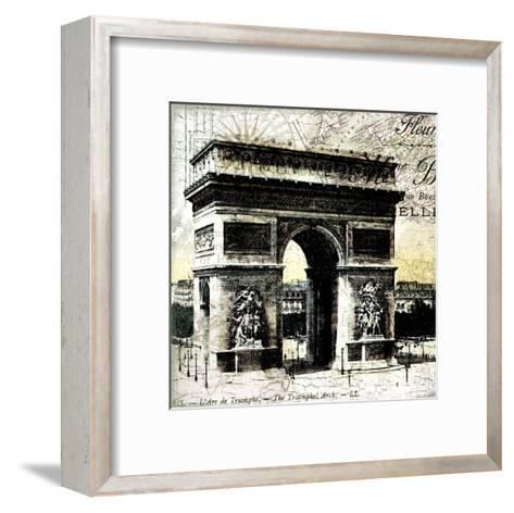 Travel Arch-Ophelia & Co^-Framed Art Print