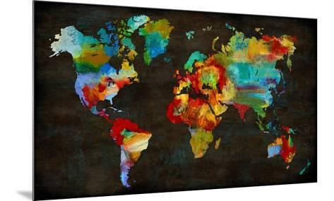 Color My World-Russell Brennan-Mounted Art Print