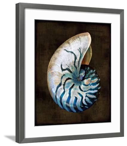Ocean Treasure IV-Caroline Kelly-Framed Art Print