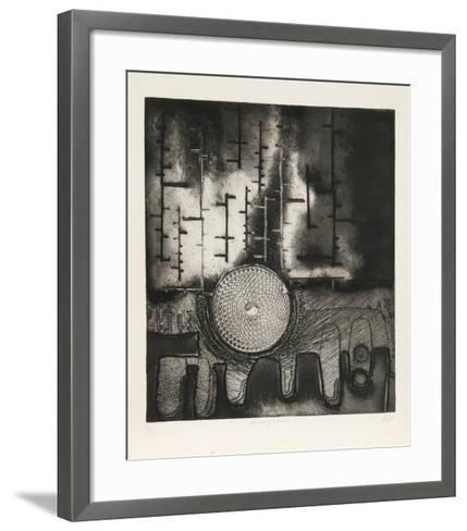Armageddon- SICA-Framed Art Print