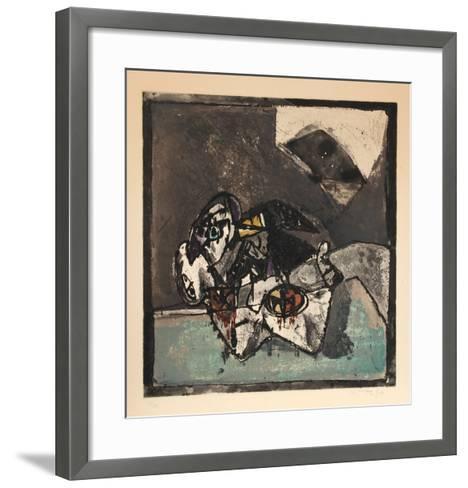 Untitled - Kiss-Jos? Ortega-Framed Art Print