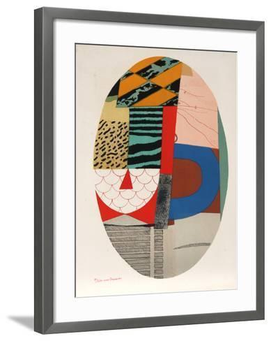 Magique-Max Papart-Framed Art Print