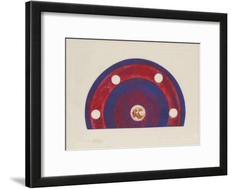 Canada Geese-Martin Barooshian-Framed Art Print