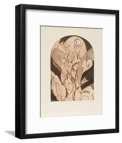 Anthropomorphic Form-Martin Barooshian-Framed Art Print