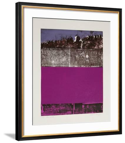 The Wall-Elaine Breiger-Framed Art Print
